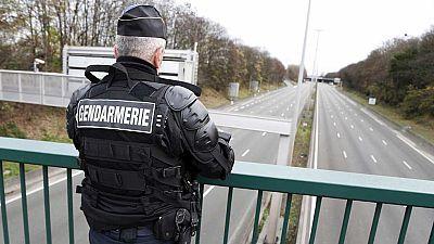 Despliegue de seguridad sin precedentes en París ante la cita medioambiental