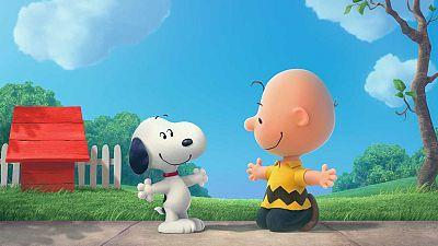RTVE.es entrevista a Steve Martino, director de 'Carlitos y Snoopy: La película de los Peanuts'