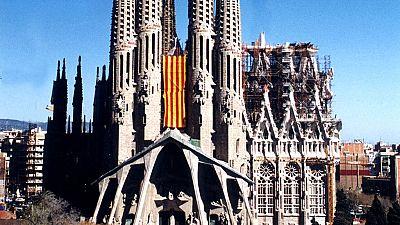 A vista de p�jaro - Barcelona