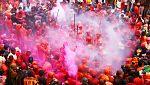 Otros pueblos - Fiestas - Holi