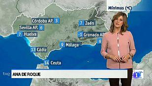 El tiempo en Andalucía - 01/12/15