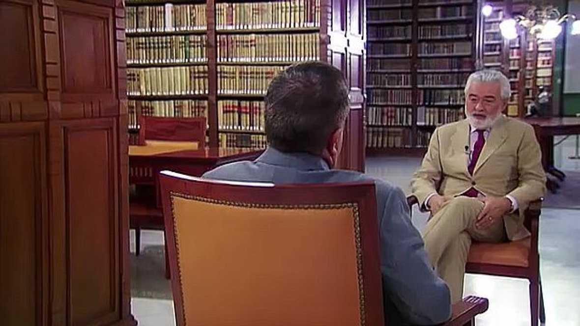 Real Academia Española. Entrevista a Darío Villanueva