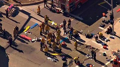 Al menos tres muertos en un tiroteo en un centro de discapacitados cerca de Los Ángeles