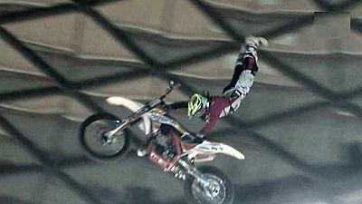 Motociclismo - Campeonato de Espa�a de Freestyle. Villena - ver ahora