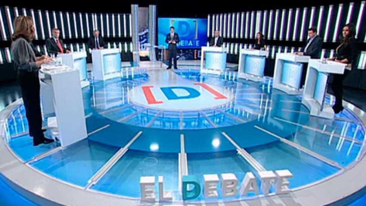 El debate de La 1 - 02/12/15 - Ver ahora