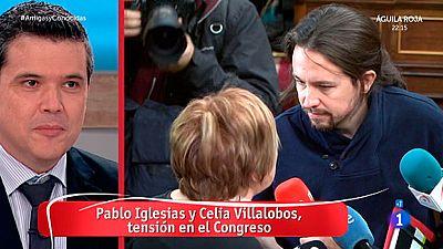 Enfrentamiento Villalobos e Iglesias, 'no estaba pactado'