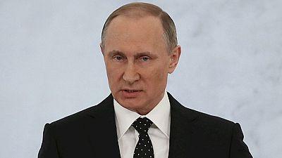 Putin dice que Turquía se arrepentirá del derribo del avión ruso, con sanciones más allá de las comerciales