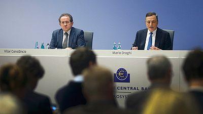 El BCE amplía el programa de compra de deuda hasta marzo de 2017
