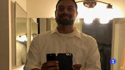 Primera imagen de Syed Farook, uno de los autores del tiroteo en California