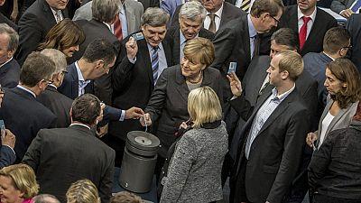 El Bundestag aprueba el despliegue militar contra el EI en Siria