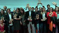 C�mara abierta 2.0 - Premios Bit�coras 2015, #ViveAhoraTalent, Concierto OJEM Recordando a Sarah y Antonio Salas - Ver ahora