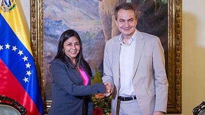 Rodríguez Zapatero, en Venezuela como observador internacional
