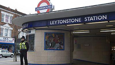 Investigan como un 'acto terrorista' el ataque en el metro de Londres