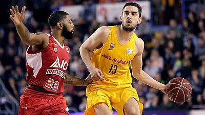 Baloncesto - Liga ACB.  9� jornada: ICL Manresa - FC Barcelona Lassa - ver ahora