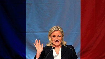 El Frente Nacional gana la primera vuelta de las elecciones regionales francesas