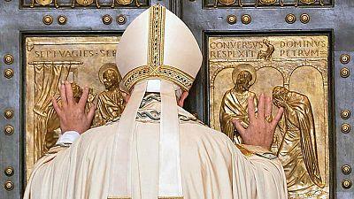 El Papa inaugura el Jubileo Extraordinario de la Misericordia