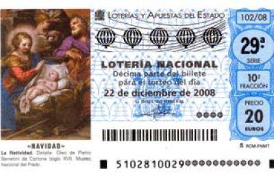 Spot Lotería de Navidad 2008