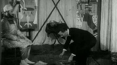 El fakir Rodríguez (1938)