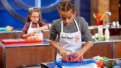 Test MasterChef Junior  - ¿Para quién te gustaría cocinar?