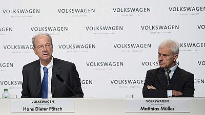 Volkswagen reconoce conductas erróneas detrás de la manipulación de sus motores diésel