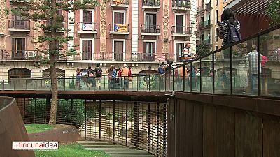 Tinc una idea - Projectes: Redescobrir Barcelona