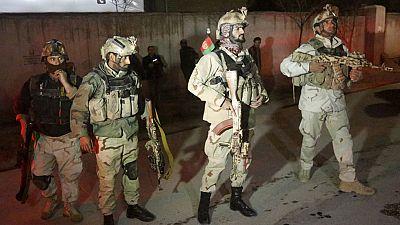 Exteriores confirma que un grupo de tallibanes ha atacado la embajada española en Kabul