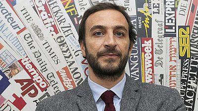 """Emiliano Fittipaldi: """"Para los cardenales de la Curia, el papa Francisco es el enemigo"""""""