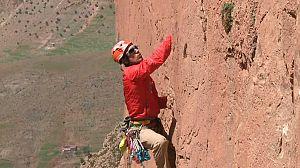 En la tierra de los bereberes: escalada en roca