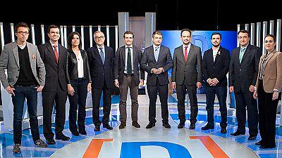 Informe semanal - Cara a cara en TVE - Ver ahora