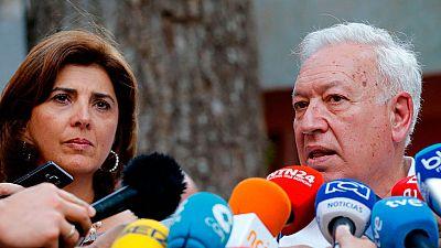 Margallo habla en Cartagena de Indias del galeón San José