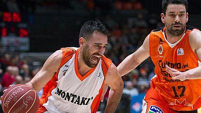 Valencia Basket 100 - 84 Montakit Fuenlabrada