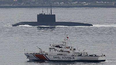Incidente en el mar Egeo entre un barco de guerra ruso y un pesquero turco