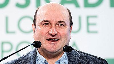 """Ortuzar (PNV): """"Los partidos emergentes vienen con las mismas costumbres que los partidos que abominan"""""""