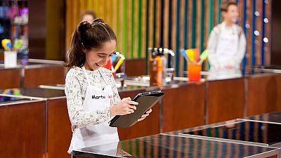 MasterChef Junior 3 - Los aspirantes se emocionan al hablar con sus abuelas