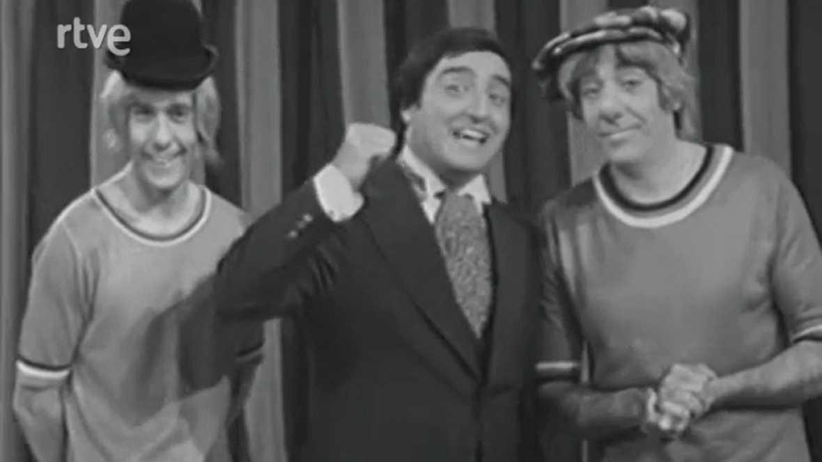 El gran circo de TVE - Gabi, Miliki y Fofito cuentan a los niños que Fofó se ha ido