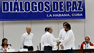 Colombia y las cierran un capítulo clave de las negociaciones de paz, sobre las víctimas del conflicto