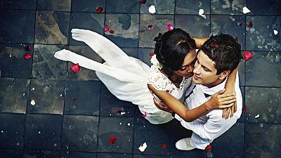 Los vídeos de bodas se renuevan con los últimos adelantos tecnológicos