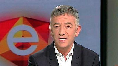 Koldo Martínez, candidato de Geroa Bai por Navarra, apuesta por el autogobierno y la reforma de la Constitución