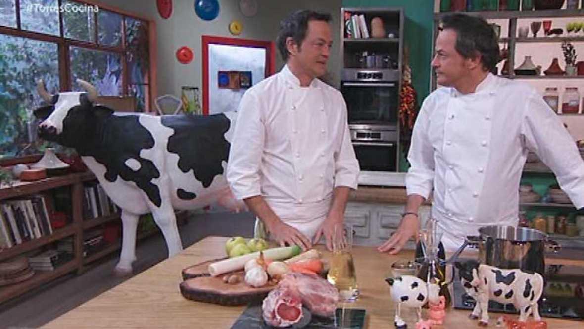 Torres en la cocina universo carne torres en la cocina - Television en la cocina ...