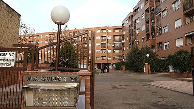 Una mujer muere apuñalada presuntamente por su pareja en Zaragoza