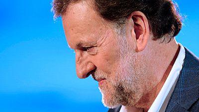 Todos los líderes políticos condenan la agresión a Mariano Rajoy