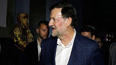 Rajoy, agredido por un joven durante un paseo por Pontevedra