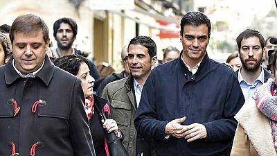 """Sánchez señala que el más votado tiene """"la responsabilidad de formar gobierno"""" pero que gobierna quien más apoyos consiga"""