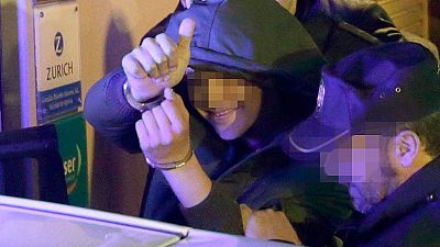 El joven que agredió a Rajoy se define antifascista e independentista radical