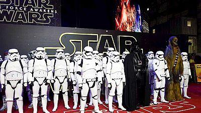 Preestreno de Star Wars en Londres