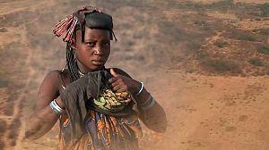Las tribus olvidadas de Angola