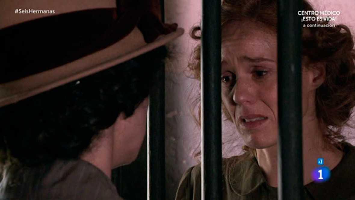 Seis Hermanas - Celia visita a Francisca en la cárcel