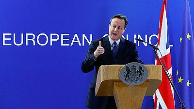 Los líderes de la UE, dispuestos a encontrar soluciones a las reclamaciones de Londres