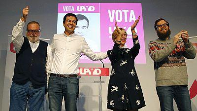 UPyD pide el voto para el único partido que realmente defiende a los españoles