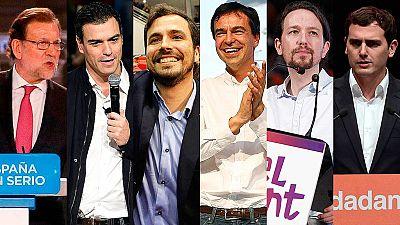 Especial Informativo - Cierre de campa�a electoral - ver ahora